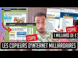 Les 3 frères milliardaires copieurs de sites internet - Une dose de curiosité #11