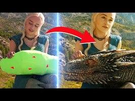 Et Si Game of Thrones N'avait Pas D'effets Spéciaux ?!
