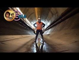 🚇 Allons visiter le tunnelier du RER E à 35m sous terre ! - Le tunnel du chantier Eole - MB