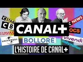 À qui appartient vraiment la télé #3 : Canal +