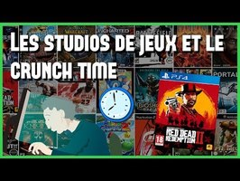 Crunch time : La face cachée du jeu vidéo (Introduction)