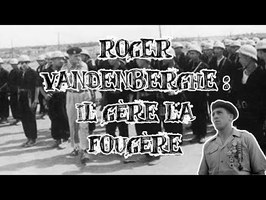 Le Petit Théâtre des Opérations - Roger Vandenberghe : il gère la fougère