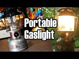 Pressure lamps: gaslighting on the go