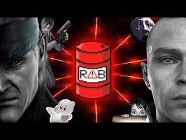Red Barrel #12 : Les Jaquettes de JV