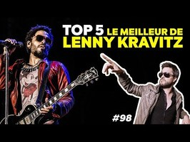 UCLA #98 : Top5 - LENNY KRAVITZ