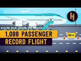 The 1,088 Passenger Busiest Flight Ever