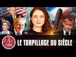 SOUS-MARINS AUSTRALIENS : LA FRANCE HUMILIÉE PAR SES « ALLIÉS »
