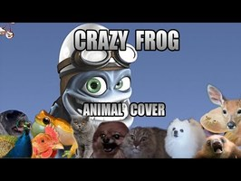 Crazy Frog - Axel F (Animal Cover)