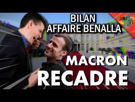 Bilan de l'affaire Benalla : Macron recadré par l'oligarchie ?