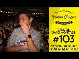 Verino Classics #103 - Effets secondaires, orthoptiste et ORL