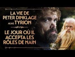 PVR #48 : PETER DINKLAGE ALIAS TYRION - LE JOUR OÙ IL ACCEPTA LES RÔLES DE NAIN
