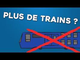 Pourquoi y-a-t-il moins de trains l'été ?