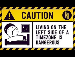 Why Living on the Left Side of a Timezone is Dangerous