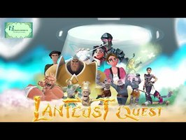 #88 - Lanfeust Quest - Ces dessins animés-là qui méritent qu'on s'en souvienne