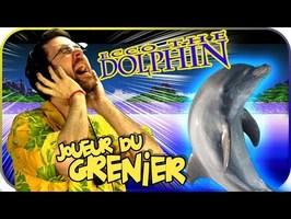 JOUEUR DU GRENIER - ECCO le dauphin - Mégadrive