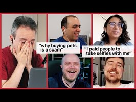 I asked an AI for video ideas for other YouTubers. It went badly.