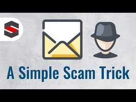 A Simple Scam Trick (Don't get fooled!)