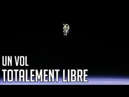 🚀 Bruce McCandless, le vaisseau spatial humain