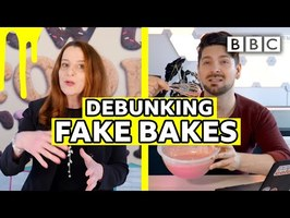 The fake 'kitchen hacks' with billions of views - BBC