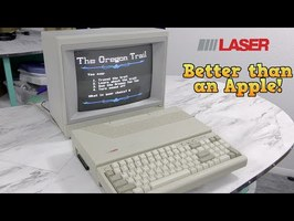Laser 128 and XT - Clones better than the originals!