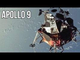 🚀 Apollo 9 - Le module lunaire qui n'a jamais vu la Lune