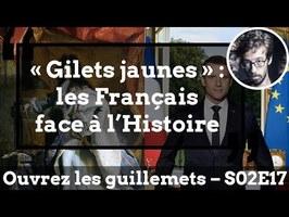 Usul. « Gilets jaunes » : les Français face à l'Histoire