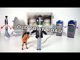 Old Town Road on Electric Devices