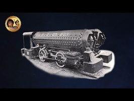 🚂 A l'époque, on savait mettre la pression - trains à air comprimé - Techniques anciennes #3 - MB