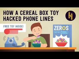How a Cereal Box Toy Hacked AT&T's Phone Lines