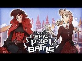 Ruby Rose VS Maka Albarn - EPIC PIXEL BATTLE [ EPB SAISON 4 ]