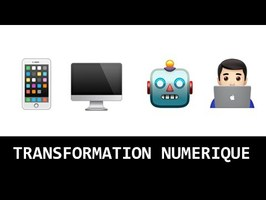 La transformation digitale expliquée en emojis