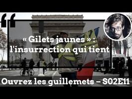 Usul. « Gilets jaunes » : l'insurrection qui tient