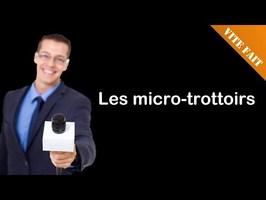 🧆 VITE FAIT : Les micros trottoirs