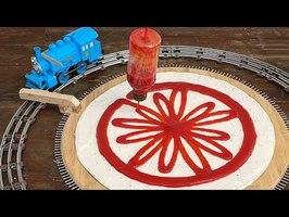 The Pizza-Making Contraption   Joseph's Machines