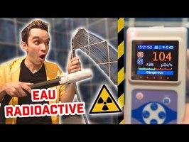 Radon: L'EAU DE VOTRE DOUCHE EST RADIOACTIVE ?!