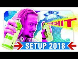 SETUP 2018 ! Fin des plaques au sol EP9 [New Atelier]