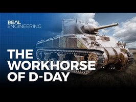 M4 Sherman - The Workhorse of D-Day