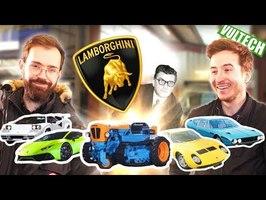 Vultech : L'histoire de Lamborghini