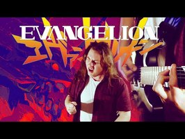 A Cruel Angel's Thesis (Evangelion - Full ENGLISH Opening) ~ Metal/Acoustic Cover   Dylan Leggett