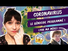 SCOOP: LE CORONAVIRUS PROGRAMMÉ PAR MA MÈRE 😱! WTFAKE #21 version Pocket 👛