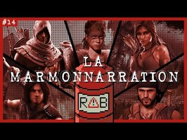Red Barrel #14 : La Marmonnarration