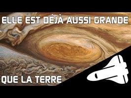 🚀Sur Jupiter, une deuxième grande tache rouge se forme. - HERMES #9