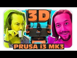 Unbox et CONSTRUCTION IMPRIMANTE 3D - PRUSA i3 Mk3