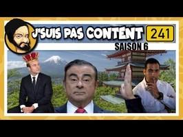 Carlos Ghosn au Libran & Sac plastiques dans 20 ans ! (J'SUIS PAS CONTENT ! #06SE03)