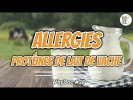 Allergie aux Protéines de Lait de Vache - WhyDoc #28