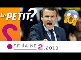 ❓MACRON CONSPIRATION, SQUEEZIE END, PIERRES MAGIQUES - Le Petit Point d'? 2.2019
