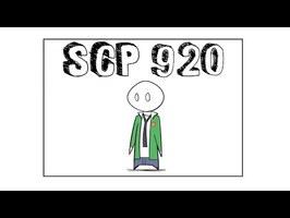 SCP-920 EXPLIQUÉ EN 4 MINUTES ! (il est inutile mais marrant)