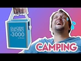 Une GLACIERE en BOIS !!! HEIN ?? ULTRA PERFORMANTE en plus ! DIY Camping