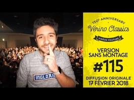 Verino Classics #115 - L'héritage de Johnny, un séquoia et 2g sur un transpalette