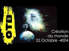 OTB#15: Que s'est-il passé le 22 Octobre -4004?